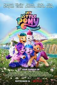 [My Little Pony: A New Generation]