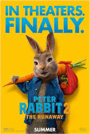 [Peter Rabbit 2:  The Runaway]
