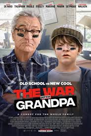 [The War With Grandpa]